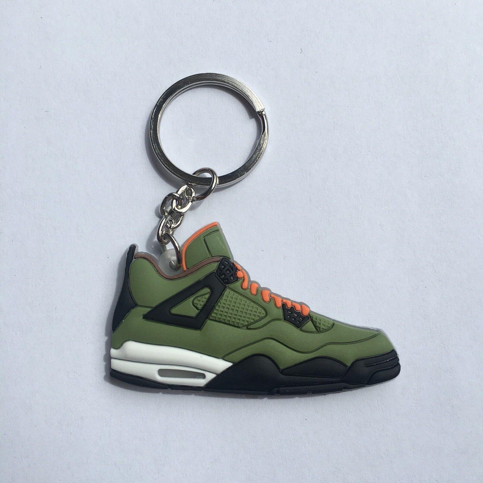 Nike AIR Jordan 4 x UNDFTD kulcstartó Boost 350 sean Off Max fehér v2 vaj 1