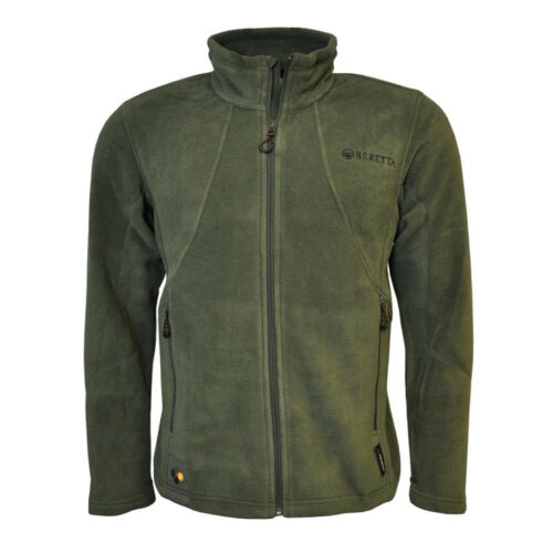 Beretta Active Track Fleece Jacket Green
