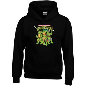 Ninja-Turtles-Hoodie-Teenage-TMNT-Mutant-90s-Cartoon-Gift-Men-Sweatshirt-Top
