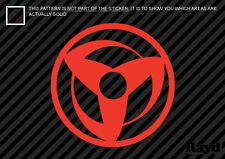 Naruto Seventh Hokage Sticker NYCC 2019 Decal Vinyl  4 inch x 15 inch