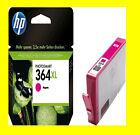 orig. HP 364XL magenta Photosmart C5380 C6324 C6380 D5460 B010A B109A B109D NEU