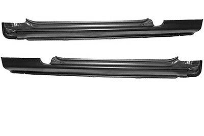 PAIR Honda Civic Hatchback 92-95 2DR 3DR Rocker Panels LH /& RH