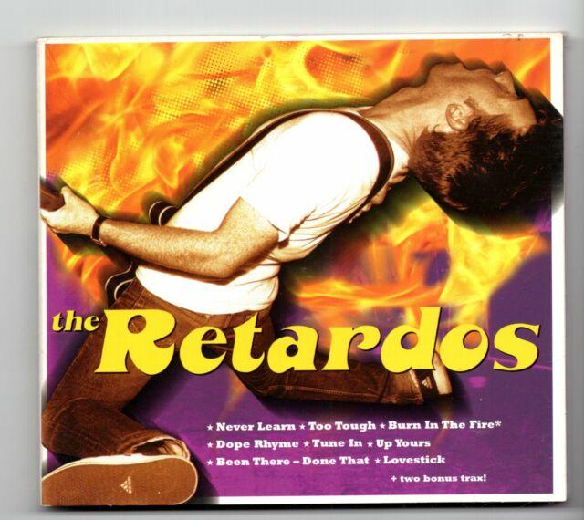 (JH738) The Retardos, The Retardos - CD