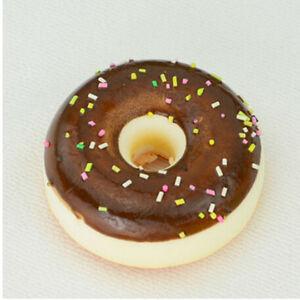 5cm Chocolate Donut Soft Squishy DIY Women Girl Cell Phone KeyChain ... bcd01b4c4