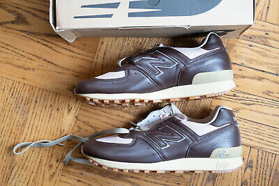 RARE New Balance 576 BMS Limited Edition Made in England UK Leather 10.5 US | eBay