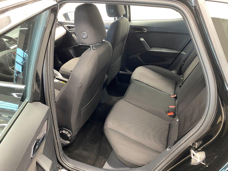 Billede af Seat Arona 1,6 TDi 95 Xcellence