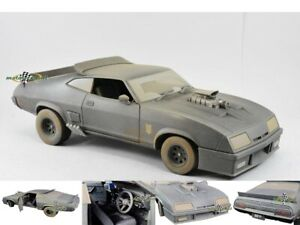 Ford-Falcon-Mad-Max-Weathered-1973-Xb-V8-Interceptor-Film-Film-1-18-Greenlight