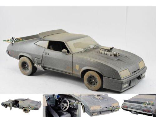 Ford Falcon Mad Max weathered 1973 XB V8 Interceptor Movie Film 1:18 Greenlight