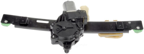 Power Window Motor and Regulator Assembly Rear Right fits 12-18 Ford Focus
