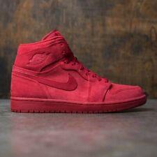 release date 8efcc 0ea35 Nike Air Jordan 1 Retro High Triple Red Suede Men's Sz 12 Gym Shoes 332550  603