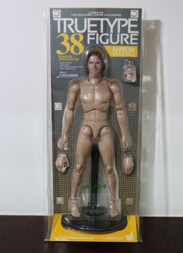 1//6 Hot Toys TrueType TTM14 Regular Narrow Shoulder Nude Body