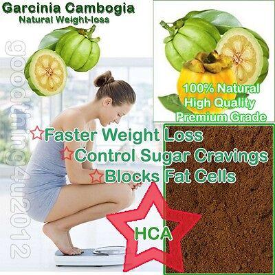 1 3kg Garcinia Cambogia Powder Hydroxycitric Acid Hca Weight Fat Loss Ebay