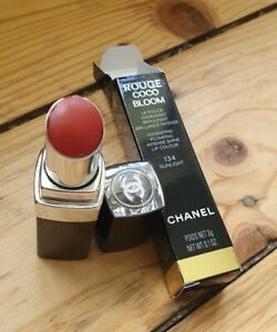 Brand New In Box, Genuine Chanel rouge coco bloom in Sunlight(brick red) RRP £28