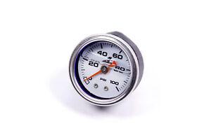0 to 100 psi Aeromotive 15633 Fuel Pressure Gauge