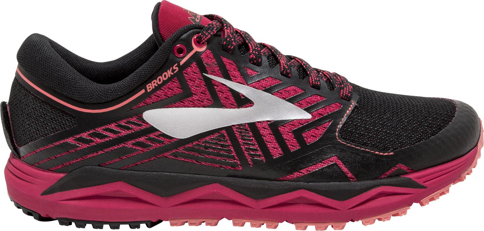 Brooks Caldera 2 Womens Trail Running shoes - Black