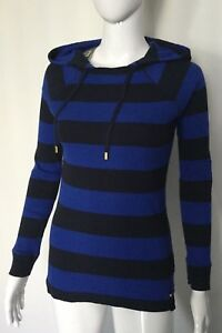Ralph Size New Cotton S Women's Top Hooded Lauren UwqpT