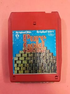 PURE-GOLD-COLLECTION-8-Track-Tape-Marvin-Gaye-Alice-Cooper-Seals-amp-Crofts