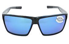 Costa Del Mar Rincon Polarized Blue Mirror 580G Glass Sunglasses RIN 11 OBMGLP