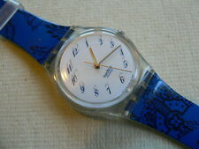 1993 Standard Swatch Watch Tisane New