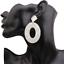 Boho-Women-Jewelry-Acrylic-Resin-Tortoise-Shell-Hoop-Earrings-Round-Circle thumbnail 35