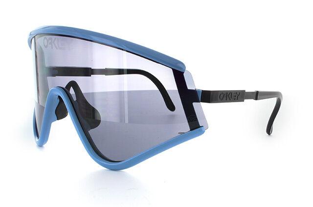 f358bf9cd73 Oakley Mens Special Edition Eyeshade Heritage Sunglasses Blue grey ...