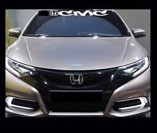 "Honda Civic Graffiti Windshield 4"" X 36"" Vinyl Decal Sticker jdm illest low dope"