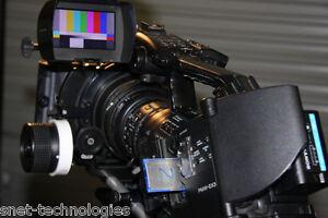 sony pmw ex3 pmwex3 xdcam full hd cinealta camcorder u003e warranty rh ebay com Sony EX3 Workflow sony ex3 camera manual