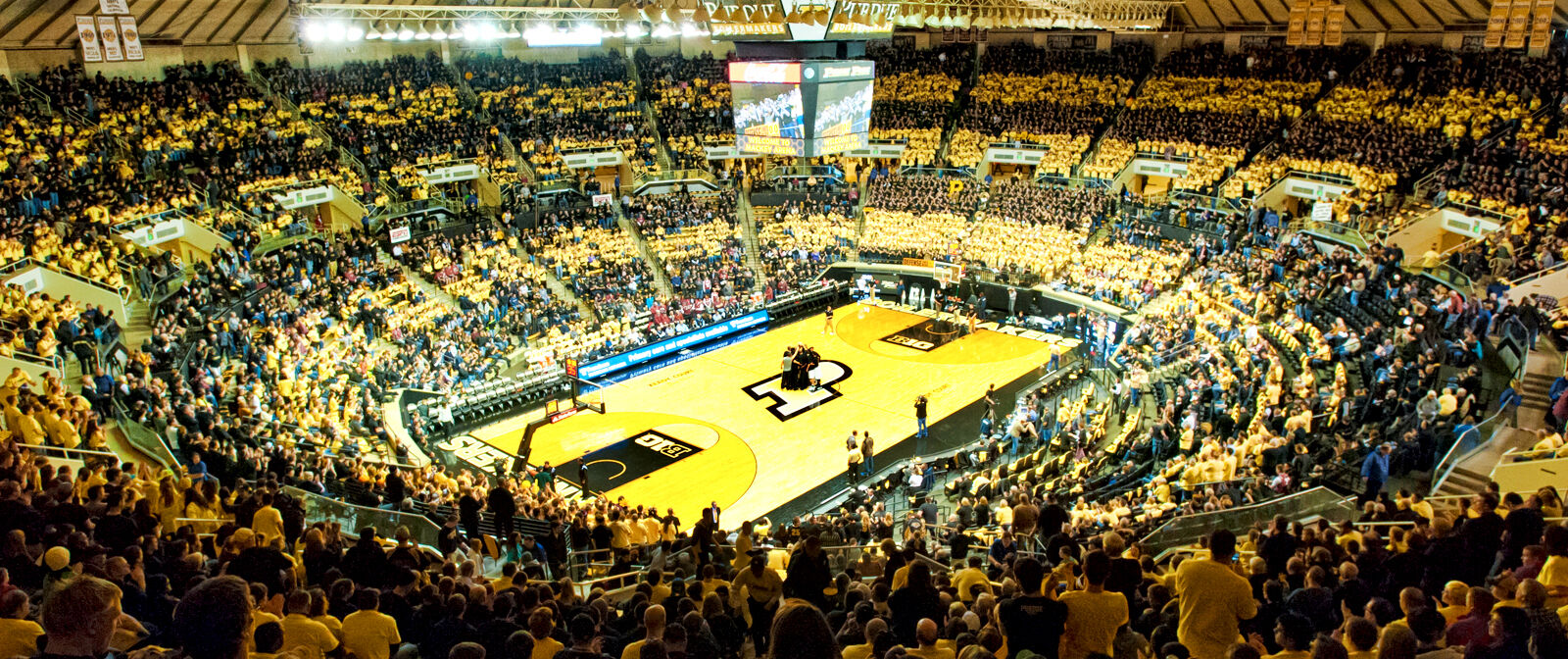 Minnesota Golden Gophers at Purdue Boilermakers Basketball