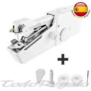 Maquina-De-Coser-Electrica-Mano-Portatil-Portable-Mini-Alimentacion-AA-4-Pilas