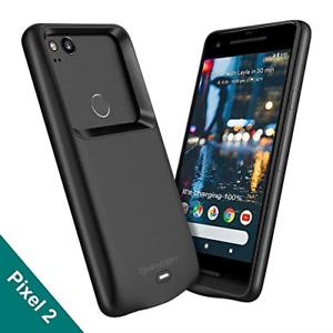 Google Pixel 2 Battery Case, ZeroLemon
