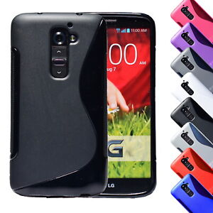 Schutzhulle-LG-Silikon-TPU-Handyhulle-Cover-Case-Hulle-Tasche-Bumper-Backcover