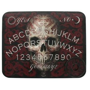 Oriental-Skull-Ouija-Board-Spiritual-Talking-Spirit-Wiccan-Gothic