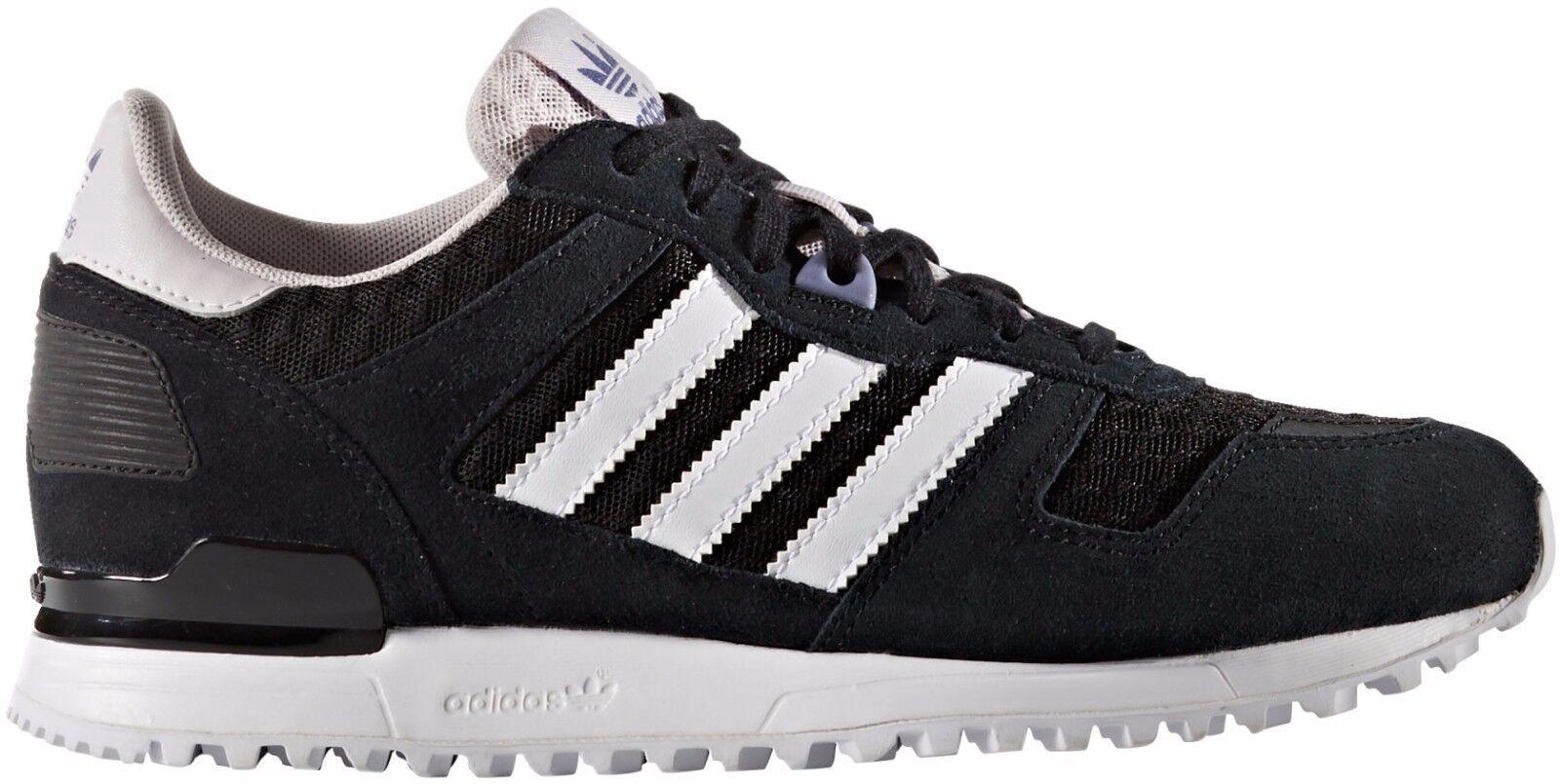 Adidas ZX 700 Black White (WS) (S79795)