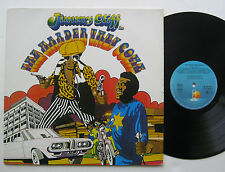 LP The Harder They Come - VG++ Insert - Jimmy Cliff The Maytals Melodians Scotty