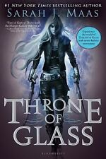 Throne Of Glass: By Sarah J. Maas