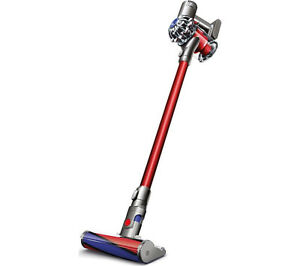 DYSON-V6-Total-Clean-Cordless-Vacuum-Cleaner-Nickel-amp-Red