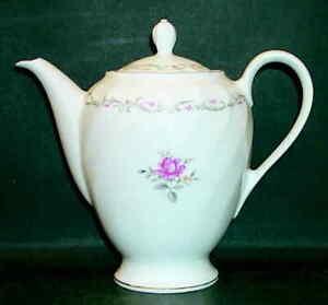 Fine-China-Of-Japan-ROYAL-SWIRL-6-Cup-Coffee-Pot-991441
