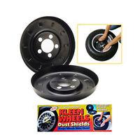 Kleen Wheels 2444 Brake Dust Shield Pair 2001-04 Dodge Dakota Durango 16 Alloy