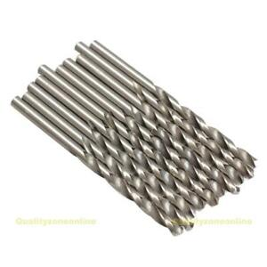 10PCS-4mm-Micro-HSS-Twist-Drilling-Auger-bit-for-Electrical-Drill-New