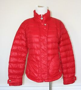 366a280311f Image is loading Calvin-Klein-Packable-Lightweight-Down-Jacket-CRIMSON-X-