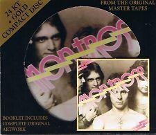 Montrose Montrose 24 Karat Gold CD Audio Fidelity HDCD