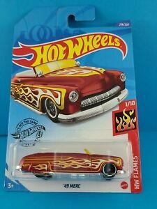/'49 MERC Hot Wheels HW Flames 2020 # 1//10