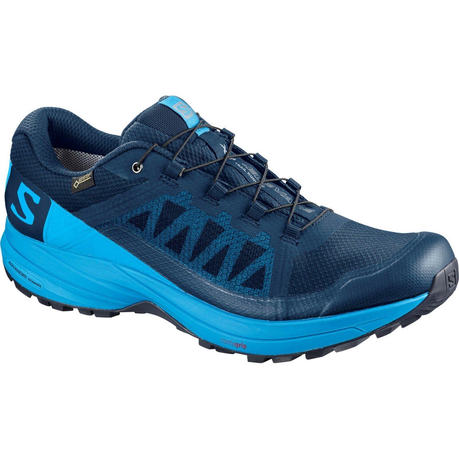 Salomon señores estancos calzado deportivo xa Elevate GTX Man zapatos salomon  nuevo