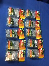 Lot of 10 3M Command Brand Light Clips Value Pack 32 Clips Damage Free Hanging