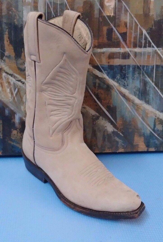 Caborca Cowboy Boots Vintage Women's Style 1043 Size 6.5