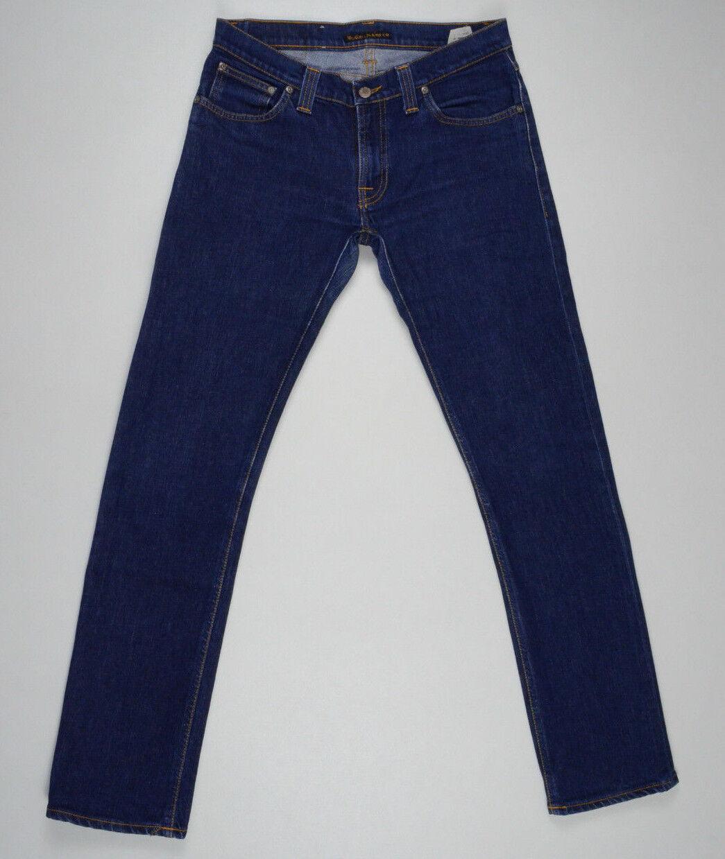 Nudie Jeans  SUPER SLIM KIM DRY STRETH  Jeans W32 L32 EUC RRP  249 kvinnor