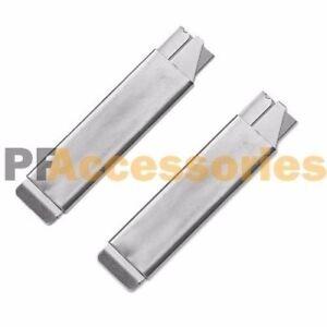 2x-Carton-Cutter-Compact-Utility-Retractable-Knife-Box-Cutter-Single-Edge-Razor