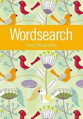 Wordsearch Over 250 Puzzles,,Excellent Book mon0000135998