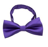 PreTied Mens Bow Tie Ties BowTie Pre Tied Adjustable Wedding Prom