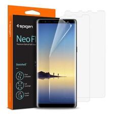Spigen Galaxy Note 8 Neo Flex Film Shield Bubble Screen Protector 2pk